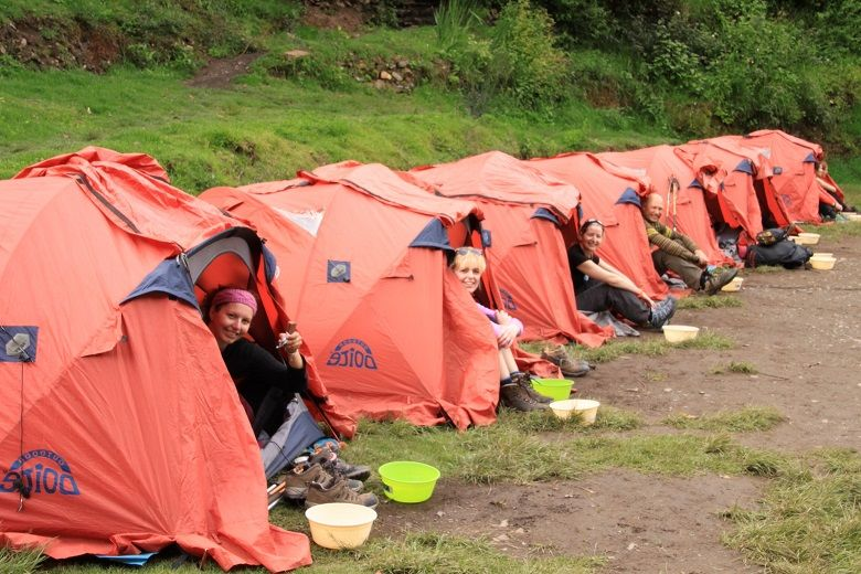Inca Trail Camping Tours